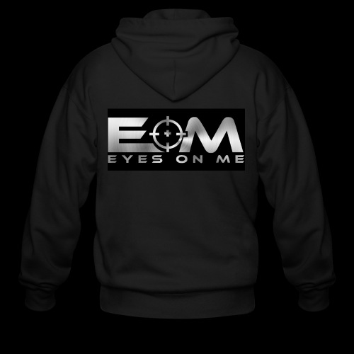 Eyes On Me Fitness - Men's Zip Hoodie