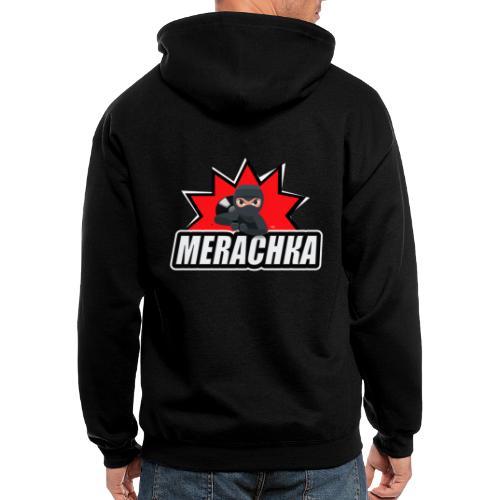 MERACHKA - Men's Zip Hoodie