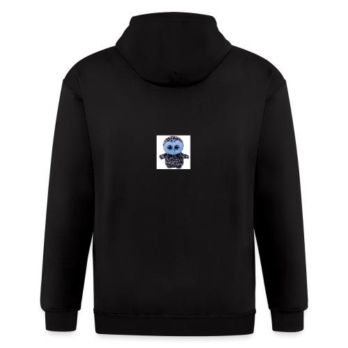 blue_hootie - Men's Zip Hoodie