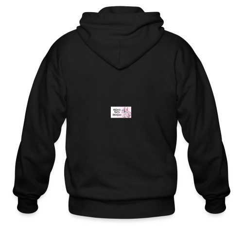sylvee is a troll - Men's Zip Hoodie