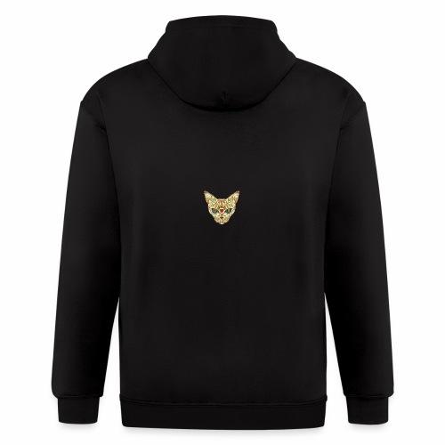 Kitty katt - Men's Zip Hoodie