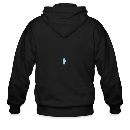 Diamond Steve - Men's Zip Hoodie