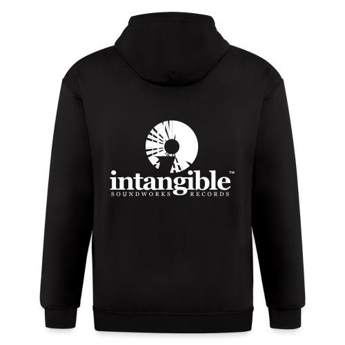 Intangible Soundworks - Men's Zip Hoodie