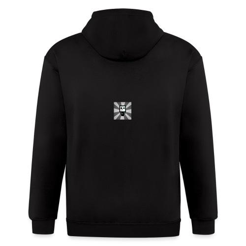 Official HyperShadowGamer Shirts - Men's Zip Hoodie