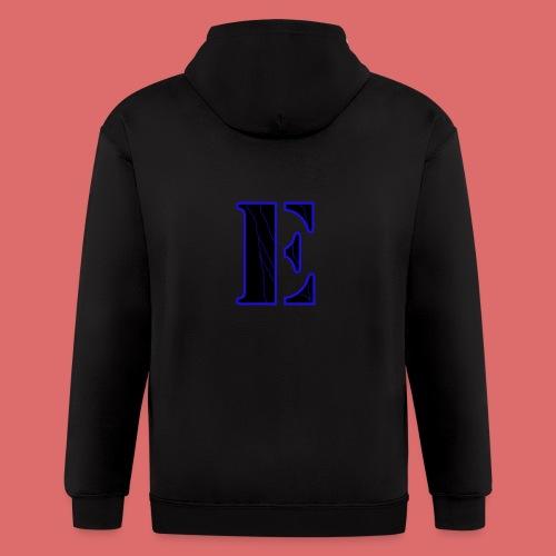 Limited Edition E logo - Men's Zip Hoodie