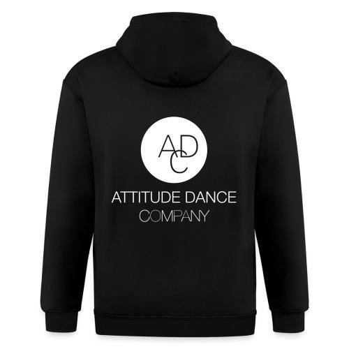 ADC Logo - Men's Zip Hoodie