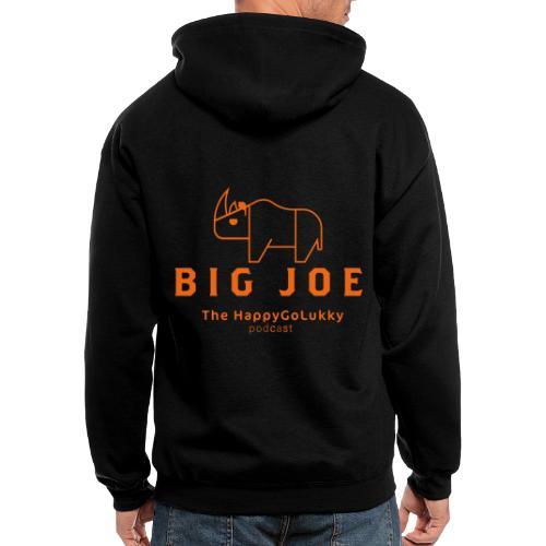 Big JoeT - Men's Zip Hoodie