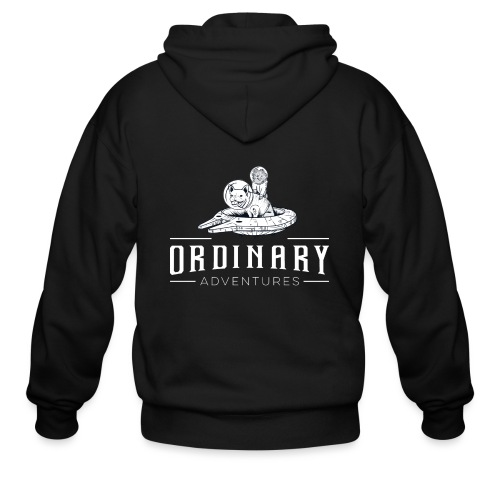 Ordinary Adventures - Men's Zip Hoodie