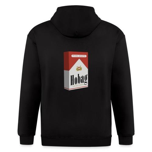 M4RLBORO Hobag Pack - Men's Zip Hoodie