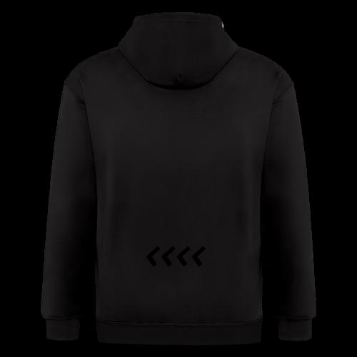 Marzee Logo - Men's Zip Hoodie