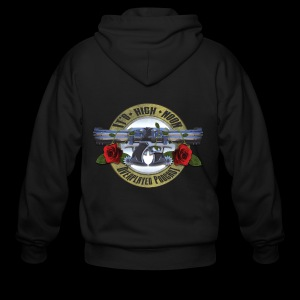 Overplayed - It's High Noon - Men's Zip Hoodie