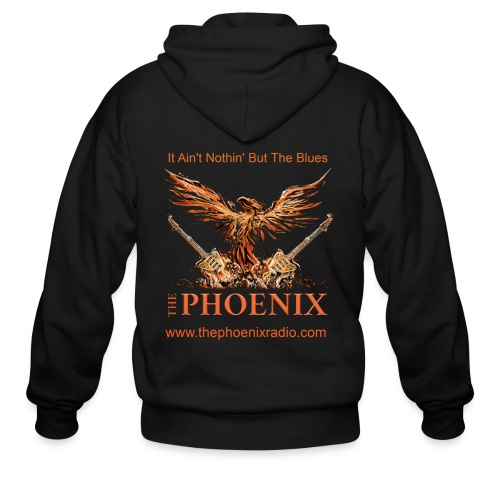The Phoenix Radio - Men's Zip Hoodie