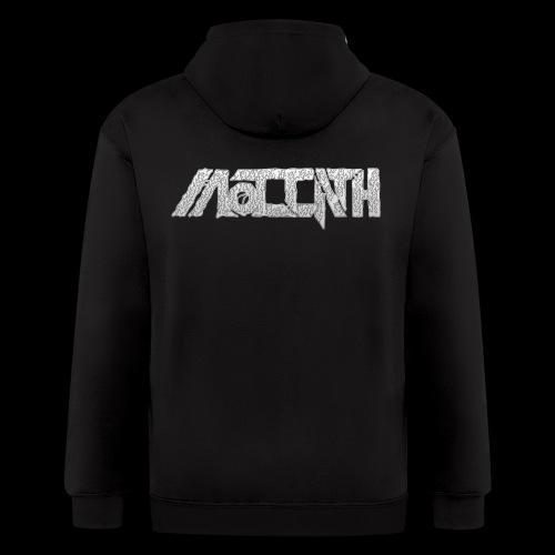 Moliath Merch - Men's Zip Hoodie