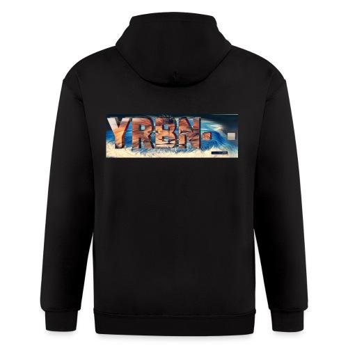 YRBN'S Merch - Men's Zip Hoodie