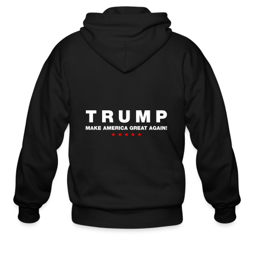 Official Trump 2016 - Men's Zip Hoodie