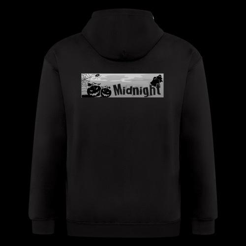 Midnight Rider is here - Men's Zip Hoodie