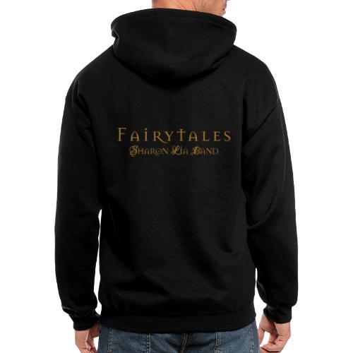 Fairy Tales Official Logo - Men's Zip Hoodie