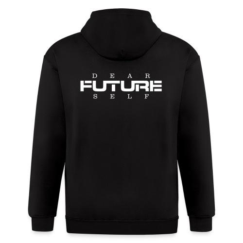 Dear Future Self - Men's Zip Hoodie