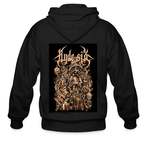 Hyde six - Men's Zip Hoodie