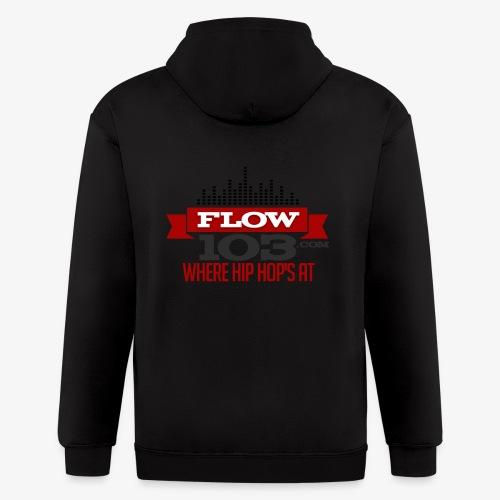 FLOW 103 - Men's Zip Hoodie
