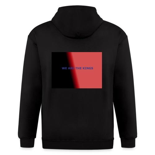 Limited edition Hoodie - Men's Zip Hoodie