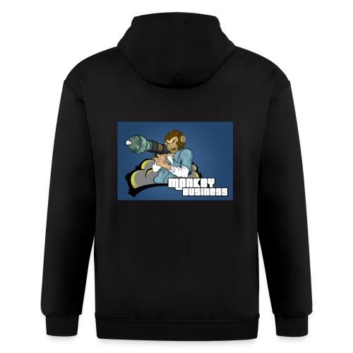 MonkeyBuisness - Men's Zip Hoodie
