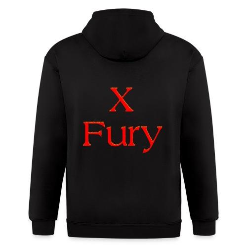 X Fury - Men's Zip Hoodie
