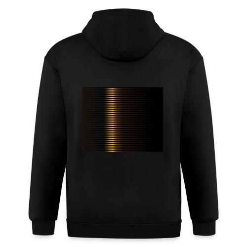 Gold Color Best Merch ExtremeRapp - Men's Zip Hoodie