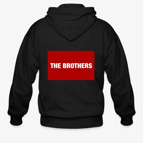 The Brothers - Men's Zip Hoodie
