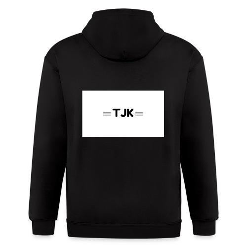 TJK 1 - Men's Zip Hoodie
