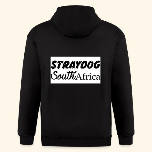 straydog clothing - Men's Zip Hoodie