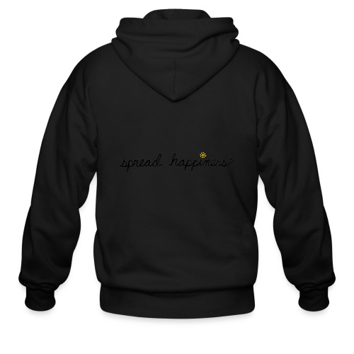 Spread Happiness Women's T-shirt - Men's Zip Hoodie