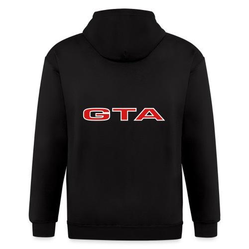 Alfa 155 GTA - Men's Zip Hoodie