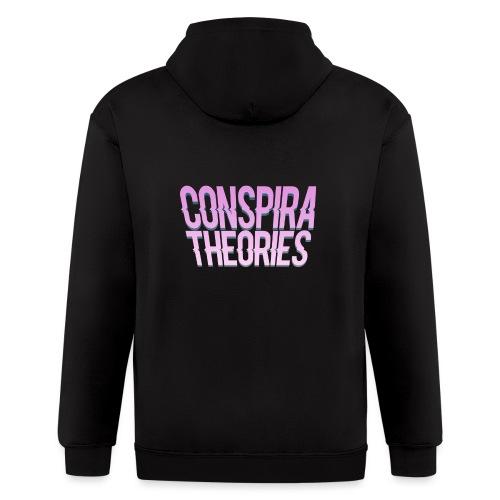 Women's - ConspiraTheories Official T-Shirt - Men's Zip Hoodie