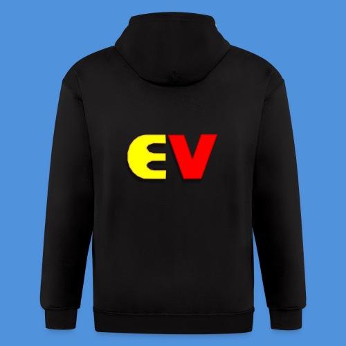 Entoro Vace Logo - Men's Zip Hoodie