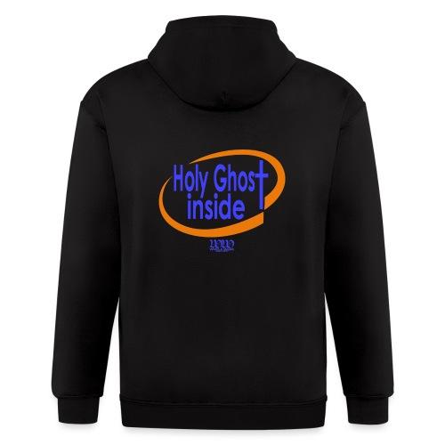 ***12% Rebate - See details!*** Holy Ghost Inside - Men's Zip Hoodie