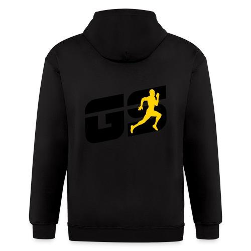 sleeve gs - Men's Zip Hoodie