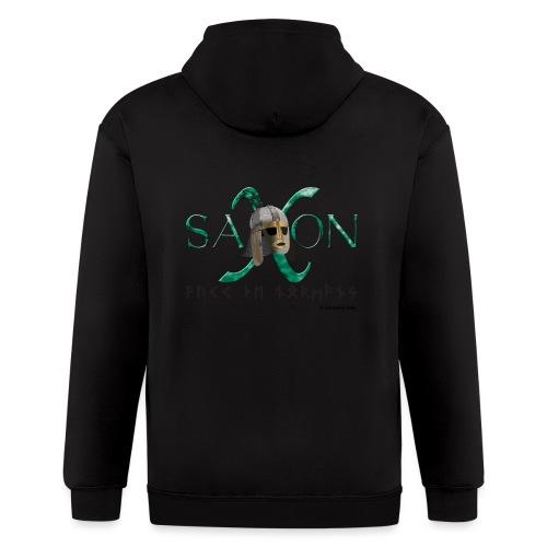Saxon Pride - Men's Zip Hoodie