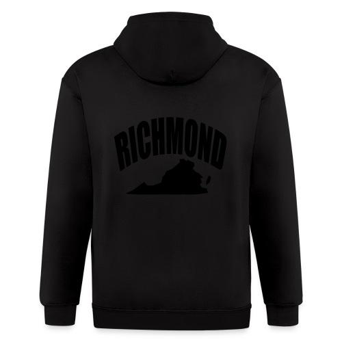 RICHMOND - Men's Zip Hoodie