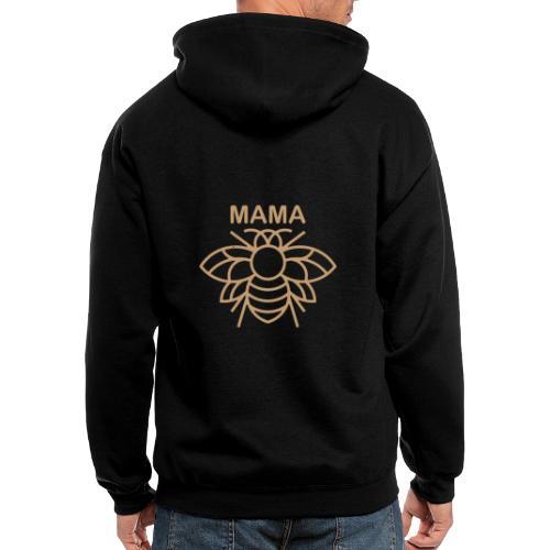mamabee - Men's Zip Hoodie
