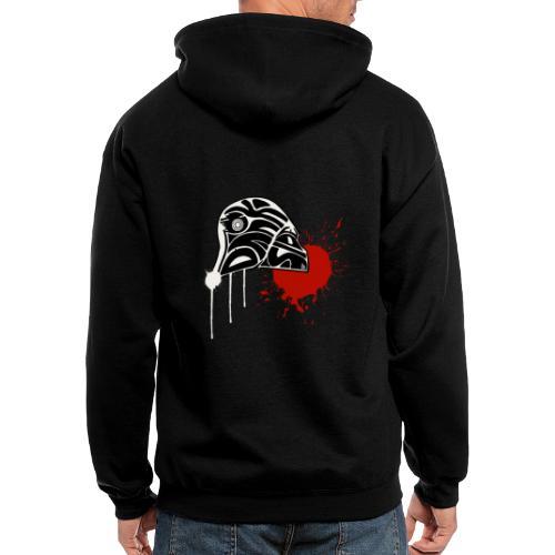 Dark Side - Men's Zip Hoodie