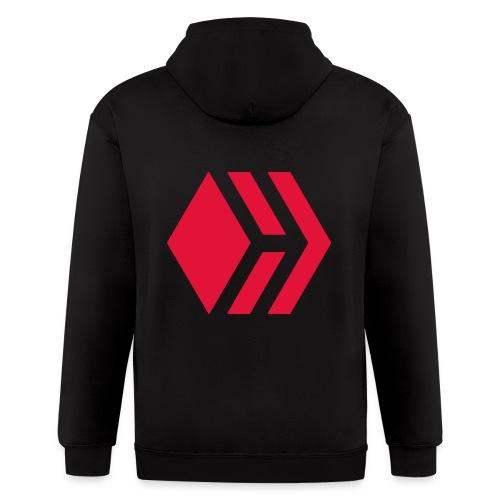 Hive logo - Men's Zip Hoodie