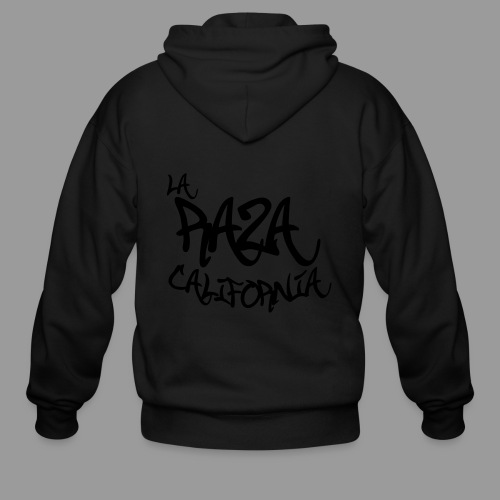 La Raza California - Men's Zip Hoodie