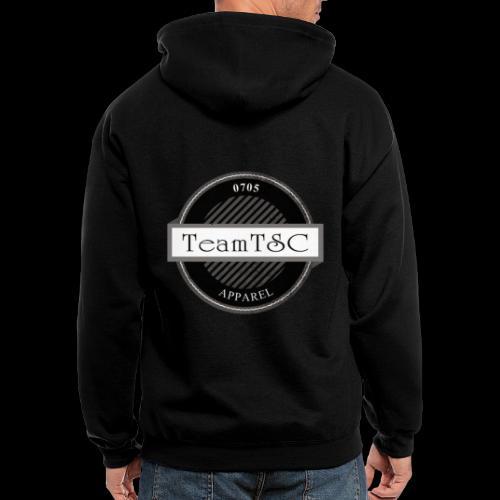 TeamTSC Badge - Men's Zip Hoodie
