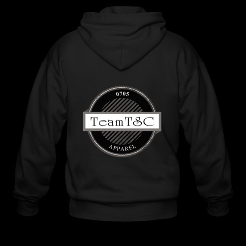 TeamTSC Badge - Men's Zip Hoodie