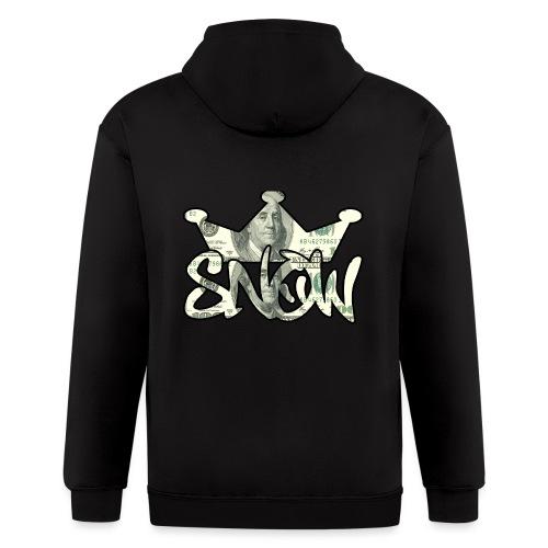 Snow Boss Life - Men's Zip Hoodie