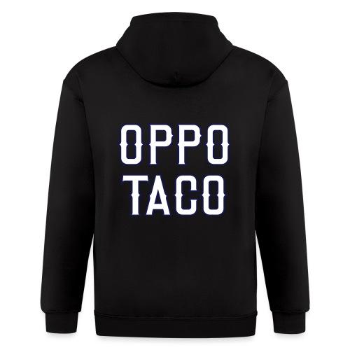 Oppo Taco (Los Angeles) - Men's Zip Hoodie