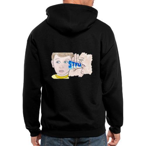 STFU - Men's Zip Hoodie