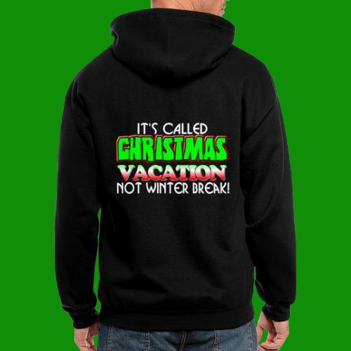 Christmas Vacation - Men's Zip Hoodie