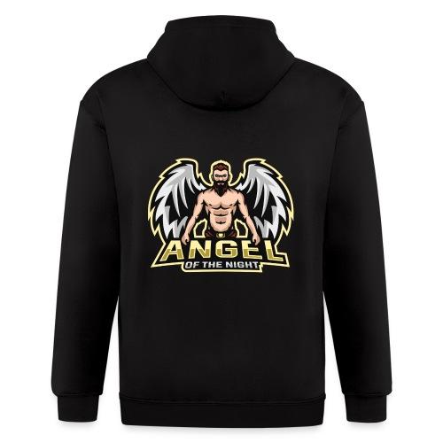 AngeloftheNight091 T-Shirt - Men's Zip Hoodie